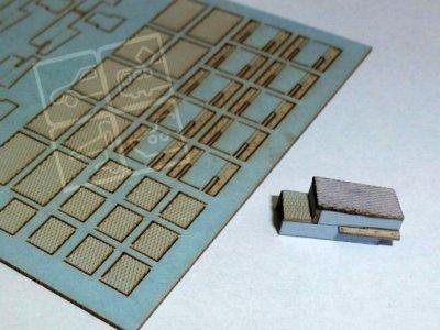 132005 Igra Model - Wire lines - type 2, kit laser-cut