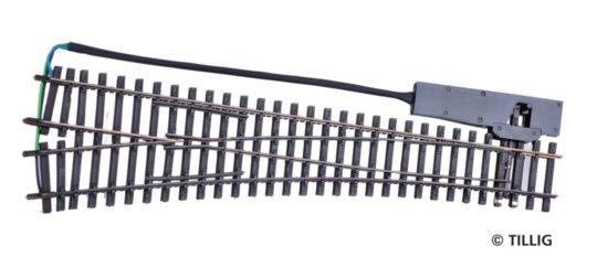 85532 Tillig H0 Bahn - Manual operating gear for right points H0-Elite-track